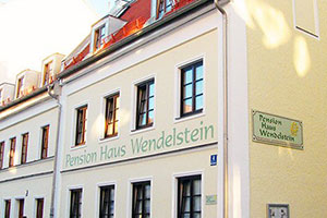 Pension Haus Wendelstein