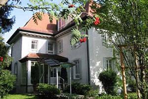 Hotel Villa Hieberplatz Munchen